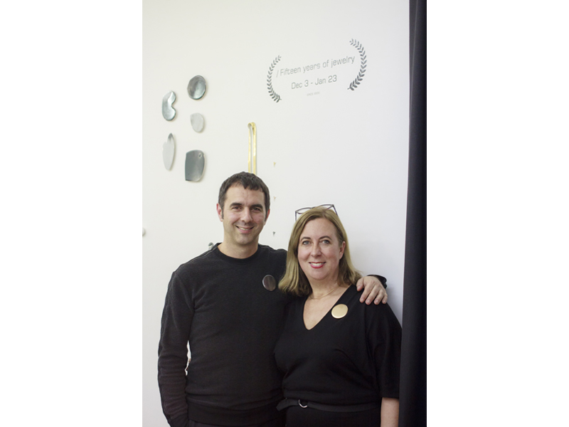 Karin De Buysere and René Darmont of Beyond Fashion