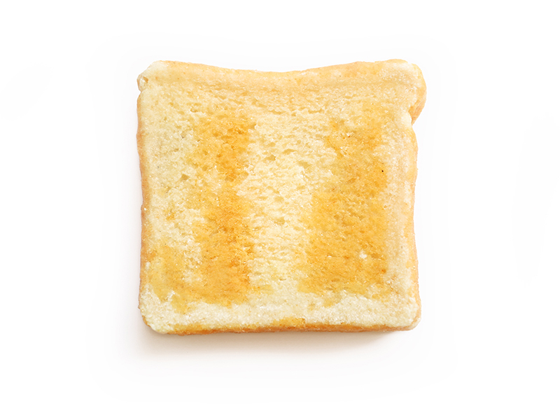 Gisbert Stach, Golden Toast #6