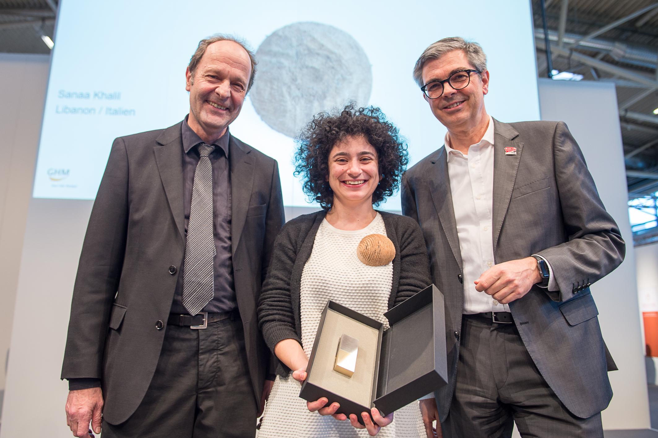 Sanaa Khalil, Wolfgang Lösche, and Dieter Dohr