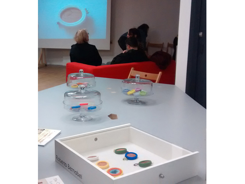 Roberta Bernabei, Participatory Project: Loughborough Jewels and Memory