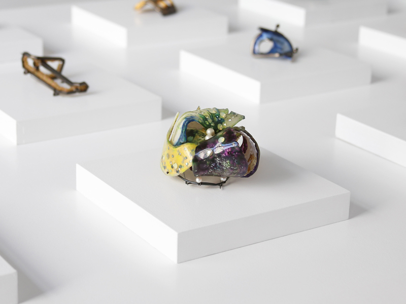 No Paradise but Jewellery, Petra Zimmermann