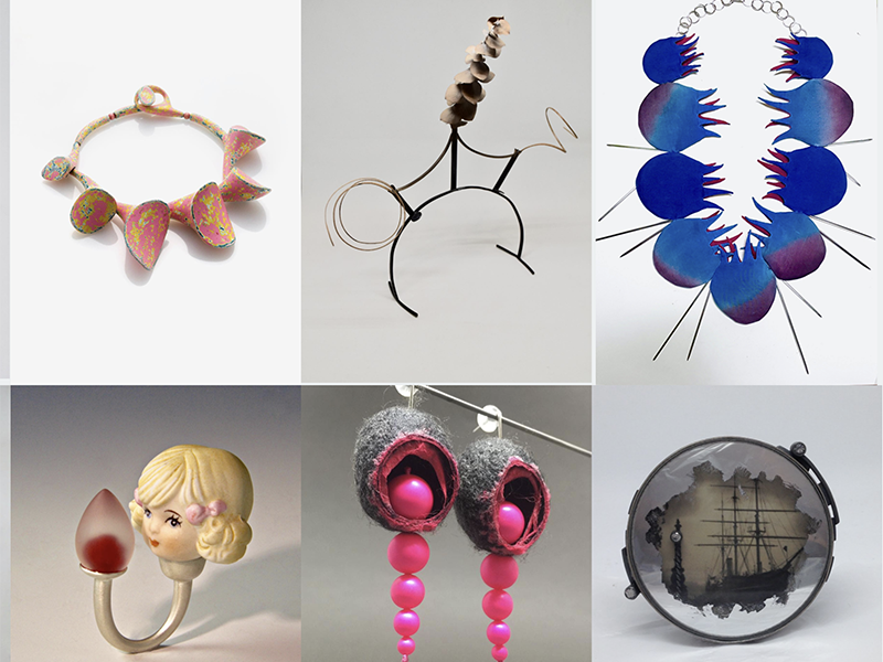 Yun Gee Park Gallery & Atelier's Beyond Wearable 2020, its annual exhibition of art jewelry/wearable sculpture