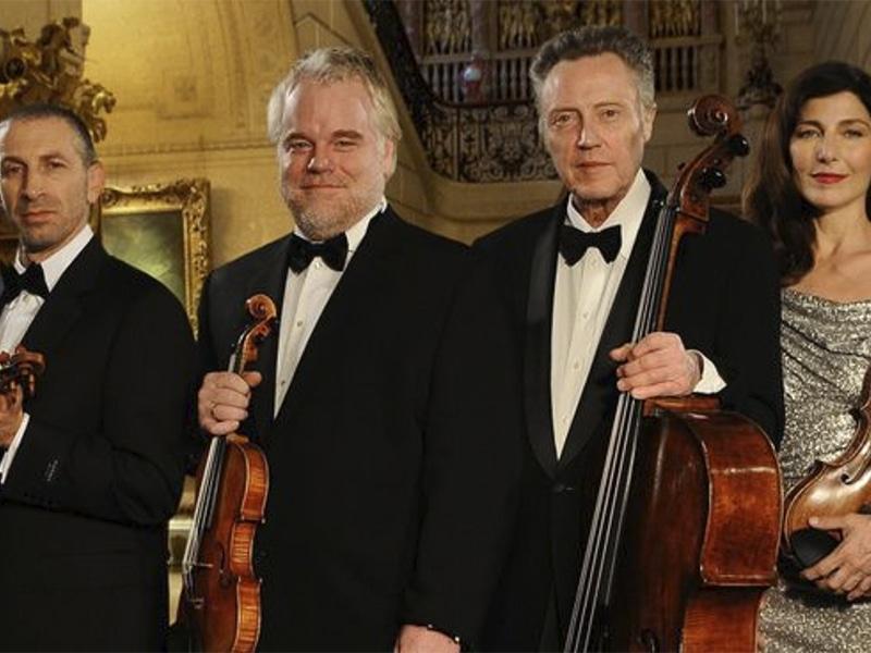 Promo image for the move A Late Quartet